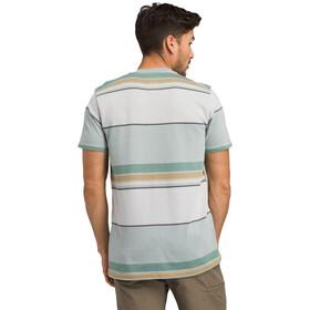 Prana Dominic Crew T-shirt Heren, agave